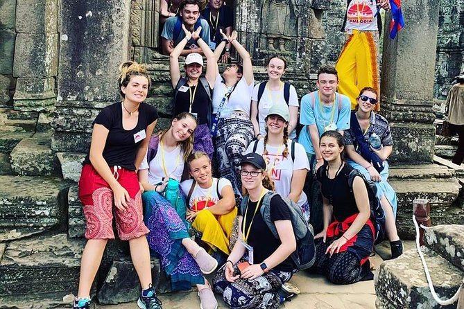 7 Hour- Angkor Wat Temple Tour by Scooter & Withlocal Lunch photo 11