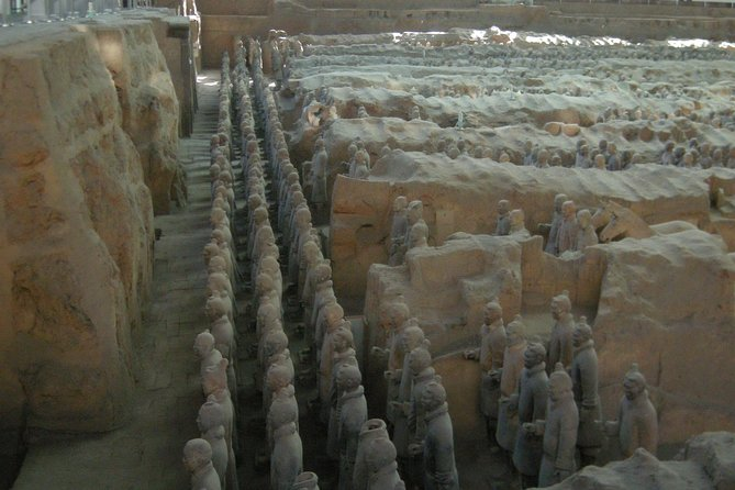 5-Day Private Tour to Datong,Pingyao and Xi'an by Bullet Train