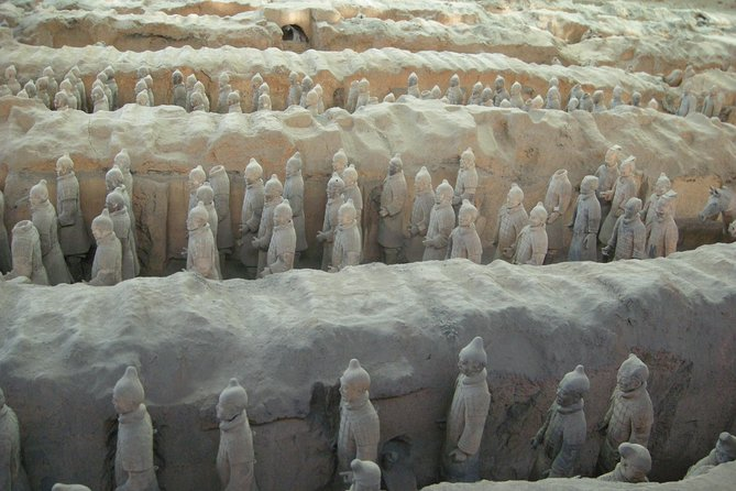 1-Day Xi'an Terracotta Warriors Museum and Banpo Neolithic Village Museum Tour
