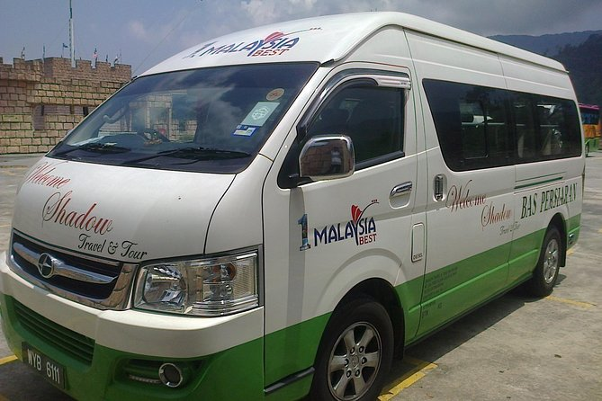 Kuantan to KL Hotels/KLIA/KLIA2/Sultan Abdul Aziz Shah Airport