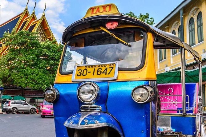 Tuk Tuk & Bangkok Street Food Tour