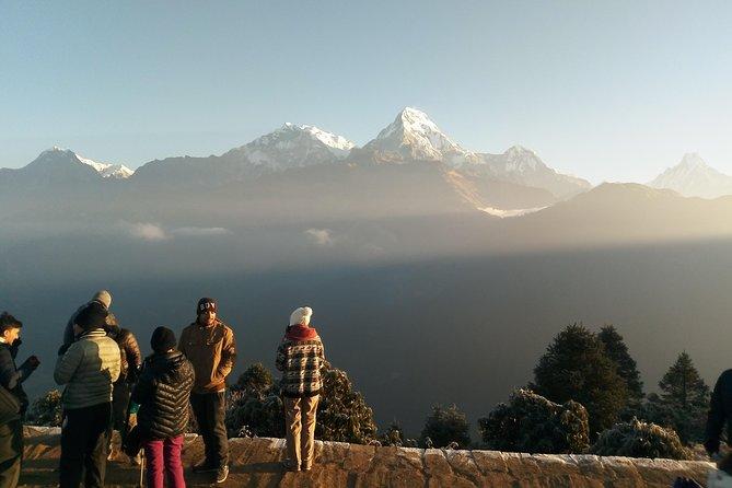 Ghorepani Poonhill Ghandruk circuit Trekking - Annapurna Foothill Pokhara