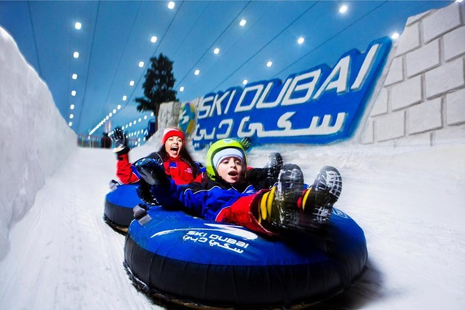 Ski Dubai Classic Ticket with Transfer