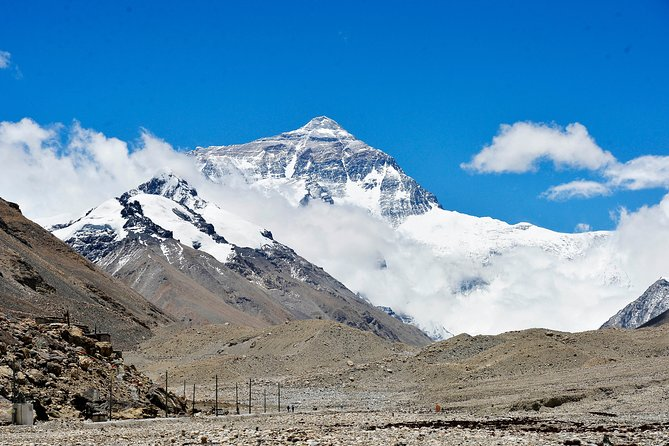 Private 8-Day Tibet Mt Everest Base Camp Tour