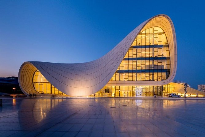 Full-Day Tour to Baku City Highlights With Meals