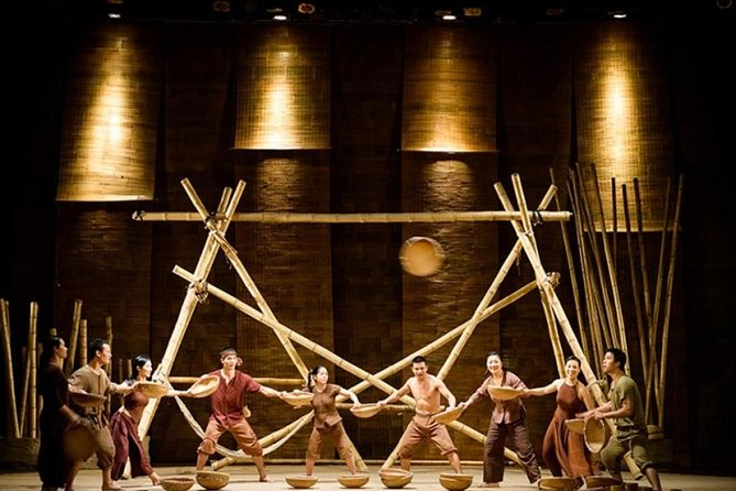 Skip the Line: My Village - Vietnamese Culture Show at Hanoi Opera House