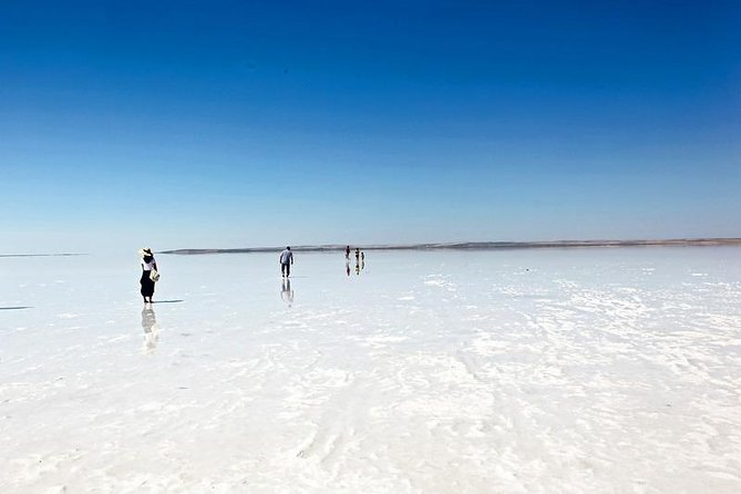 Salt Lake Tour from Cappadocia
