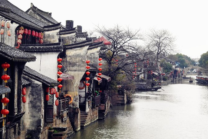 Private Wuzhen Day Tour from Shanghai