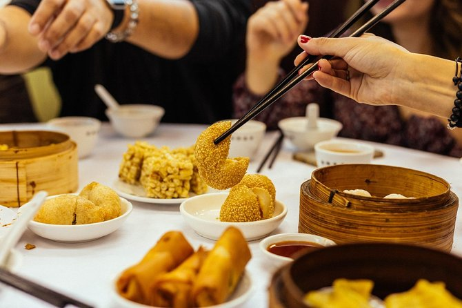 Authentic Sheung Wan Private Food Tour: Flavors & Tastings with a Local