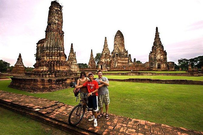 Bike Historic Ayutthaya : Pedal Through the Ancient City of Ayutthaya