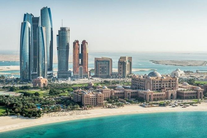 Private Tour: Full-Day Tour of Abu Dhabi City From Dubai, Per Group up to 6