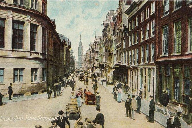 Amsterdam Jiddisch History + nasch, my parents WW II hiding. 3 hr walking tour