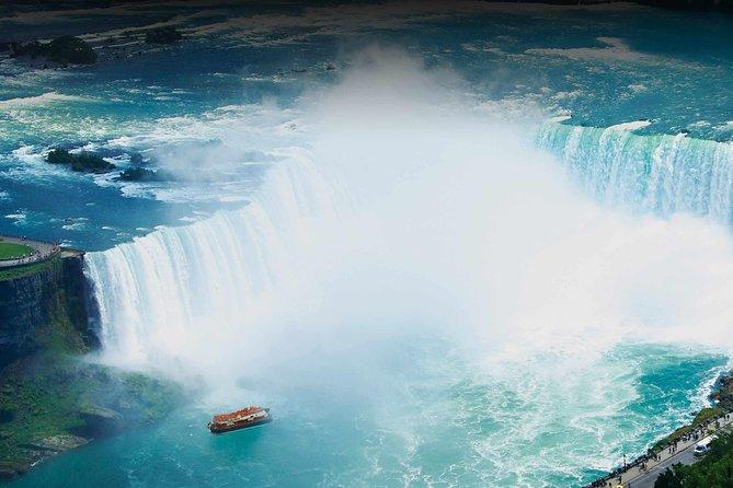 3-Day Bus Tour to Washington D.C., Niagara Falls, Watkins Glen from New York