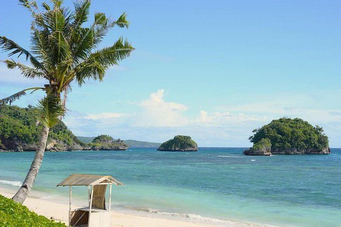 Boracay Standard Island Hopping With Lunch