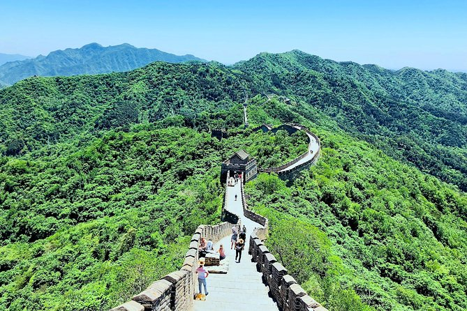 4-Day Private Tour: Beijing and Shanghai include Water Town and Great Wall