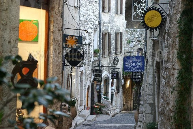"""The """"French Riviera""""-private full day tour-"""