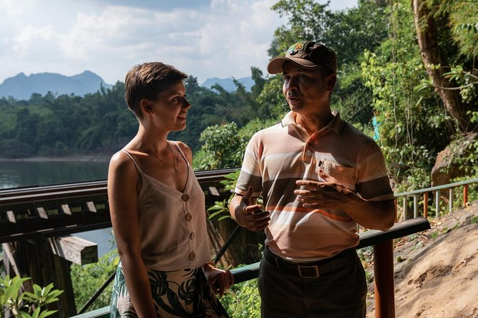 Scenic River Kwai & Kanchanaburi Private Day Trip with a local