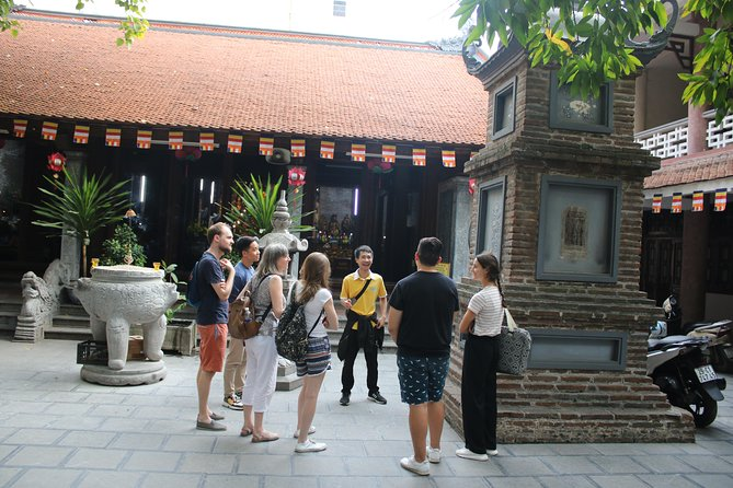 Hanoi French Quarter Tour- The present and The past