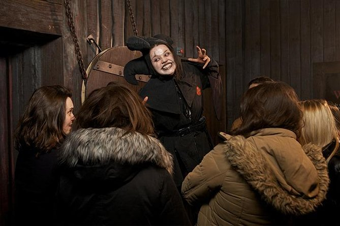 The Blackpool Tower Dungeon Admission Ticket
