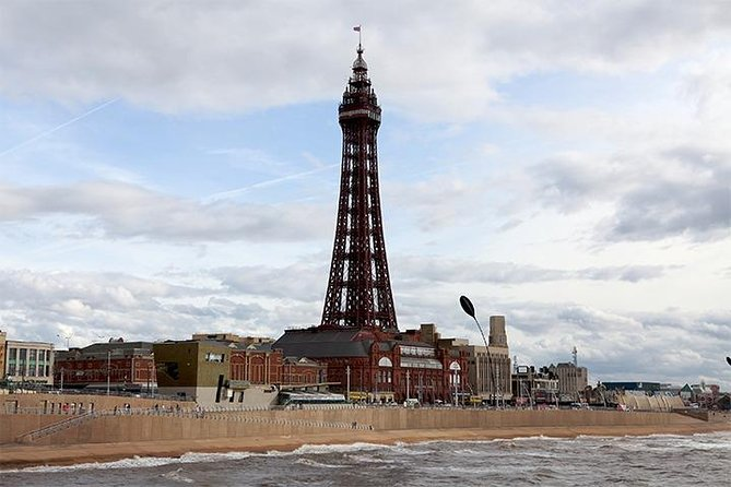 The Blackpool Tower Eye Admission Ticket