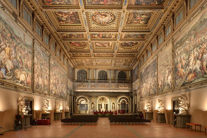 Private Guided Tour of Palazzo Vecchio in Florence