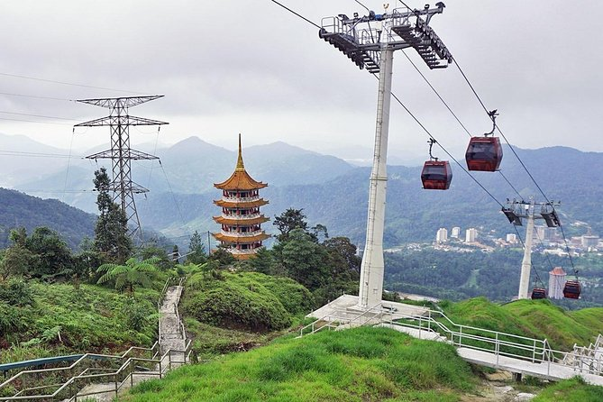 Full-Day Genting Highland And Batu Caves Tour Include 2-Way Cable Car Tickets
