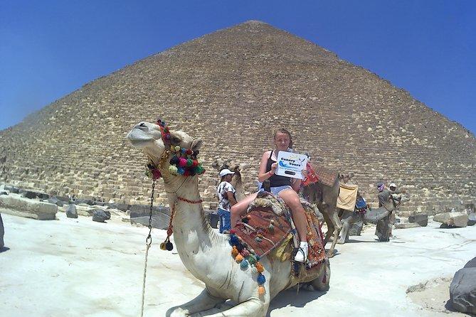 Day Trip To Giza Pyramids by Flight From Marsa Alam