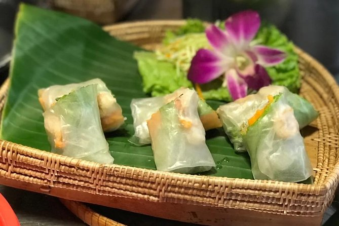 3.5-hour The Khmer Cuisine Cooking Class in Siem Reap