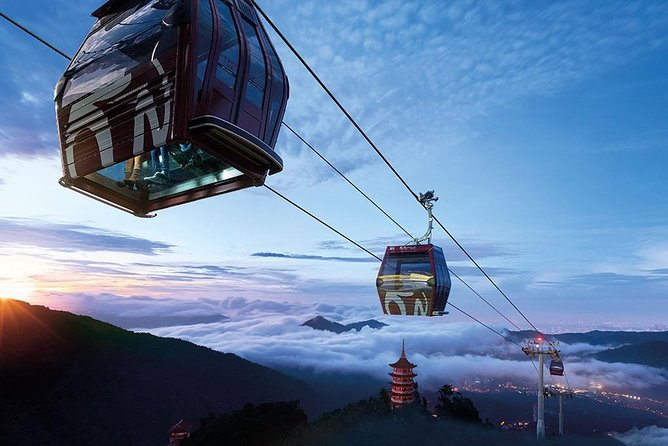 Genting Highland Full-Day Tour Include 2-Way Cable Car Tickets