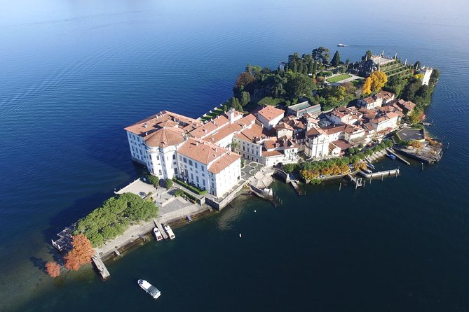 Boat tour from Stresa to Isola Bella A / R