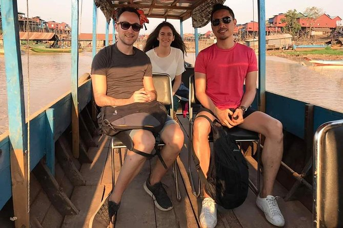 Cruise Tour- Half-Day Kompong Phluk, Tonle Sap Lake from Siem Reap