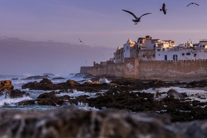 The coastline city: 1- day Private Tour from Marrakech to Essaouira
