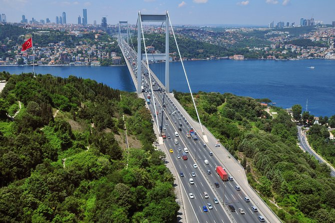 Full Day Istanbul Asian Side Tour by Private Minivan Only
