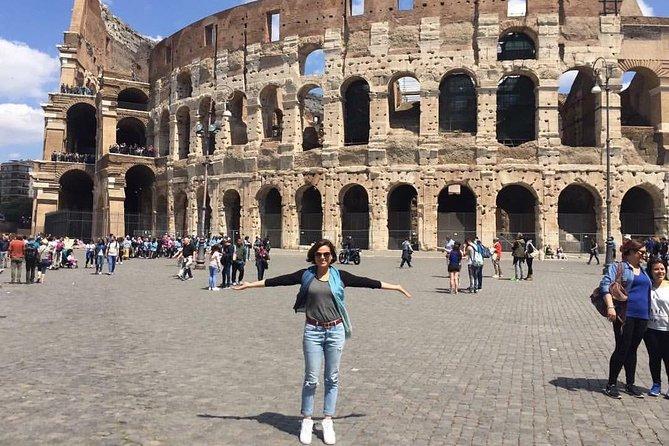 Rome Heritage Tour : VIP Colosseum, Palatine Hill, and Roman Forum Premium Tour