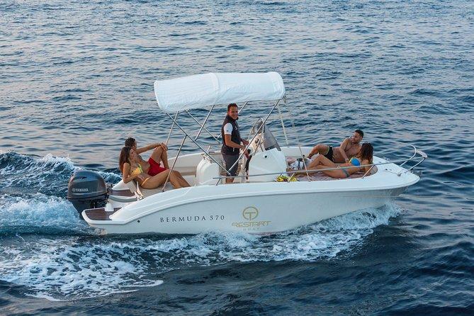 Capri and Positano smart private - 18ft boat