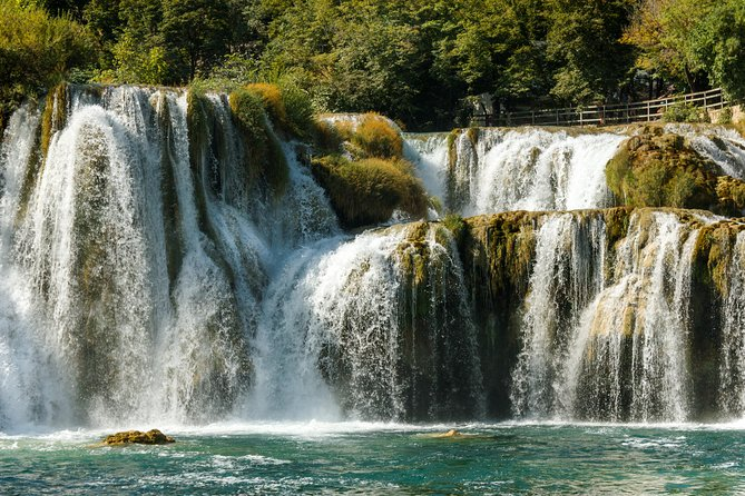 Full Day Private Tour to Krka National Park from Dubrovnik