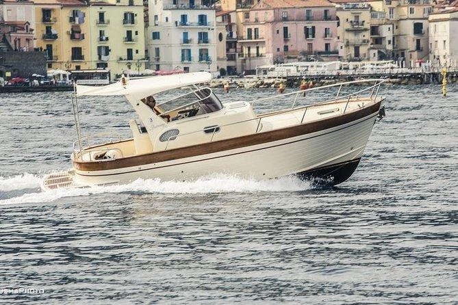 Capri and Positano Classic Private - 25ft Classic Boat