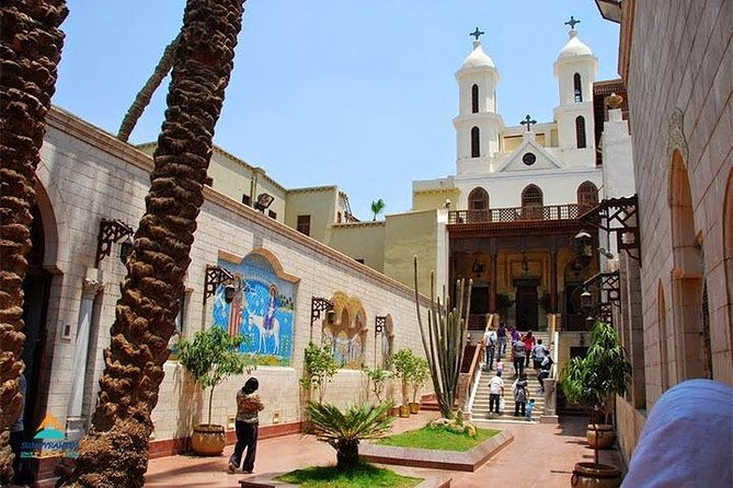 Day Tour To Coptic Cairo and Cave Church