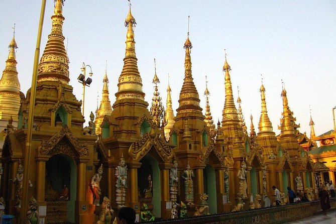 Yangon Full-day car Rental