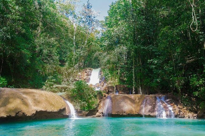 YS Falls and Floyds Pelican Bar Private Tour