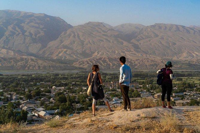 From Dushanbe to Hisor, Iskanderkul and Panjikent, 4 Days Tour