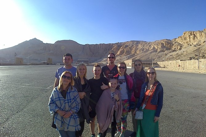 Day Trip To Valley of the Kings From Marsa Alam