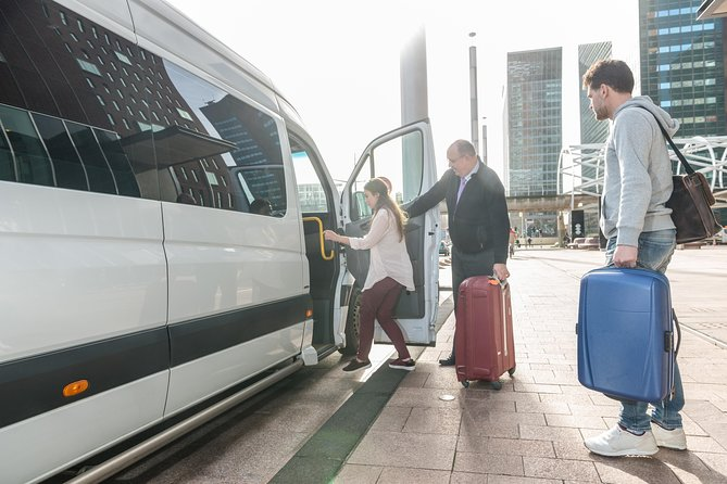 Madrid Airport private arrival transfer (Madrid airport to Hotel or address)