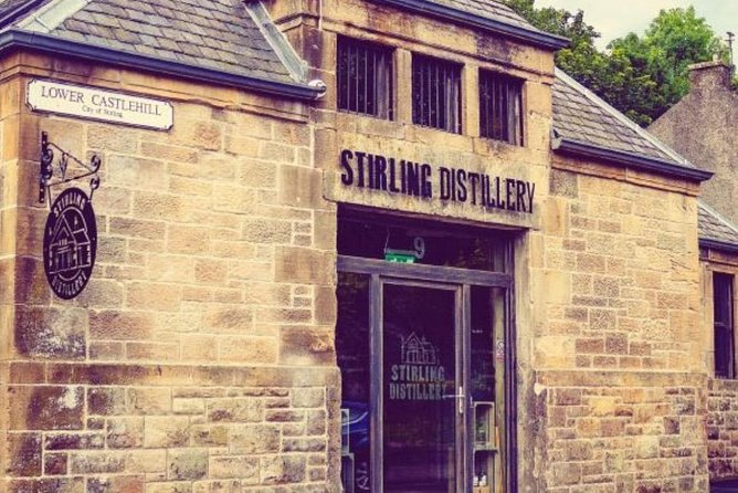 Stirling Classic Gin Tour