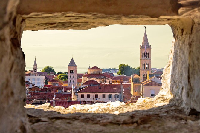 Private Zadar Sightseeing with Lunch included From Zadar