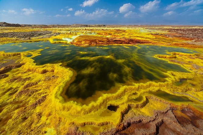 3 Days/2 Nights Dallol Depression & Erta'ale Volcano Tour