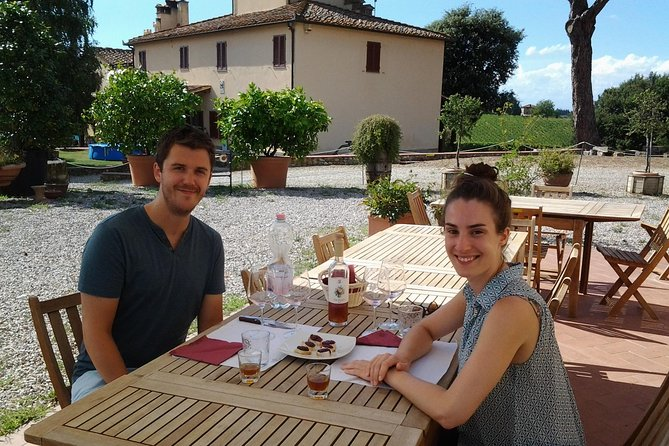 VIN SANTO (dessert wine) & CANTUCCINI (cookies) TASTING in CHIANTI WINERY
