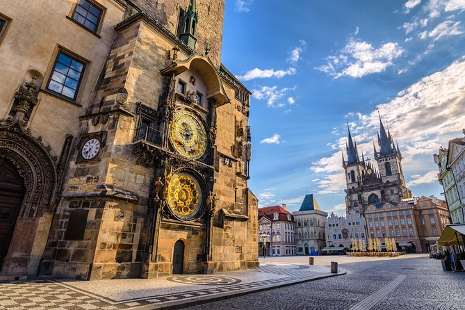 One way transfer from VIENNA to Prague with optional stop at Telc (UNESCO)