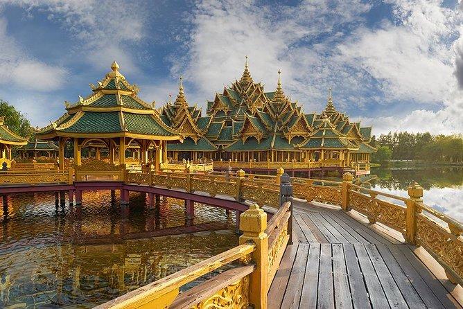 Ancient City Muang Boran - Historical Landmark Tour (Minimum 2 pax)