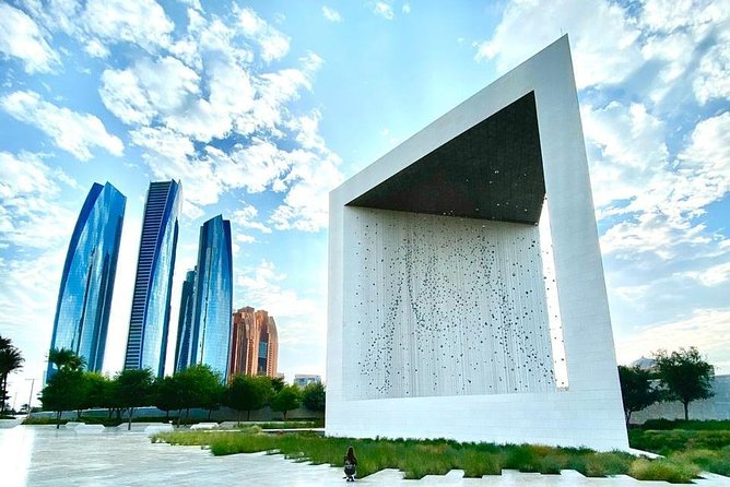 Abu Dhabi Sightseeing PRIVATE Tour Half-Day - City Tour from Abu Dhabi